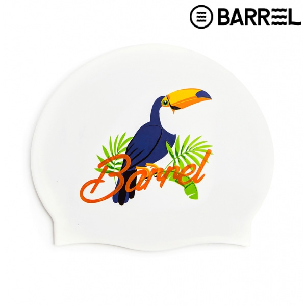 배럴 투칸 스윔 캡-투칸 실리콘 수모