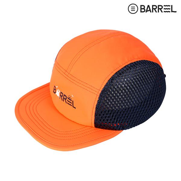 배럴 키즈 서프 캠프캡-피치 네이비 물놀이 모자