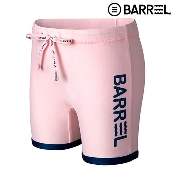 (배럴 아울렛)키즈 바인딩 쇼츠-브라이트 핑크/네이비