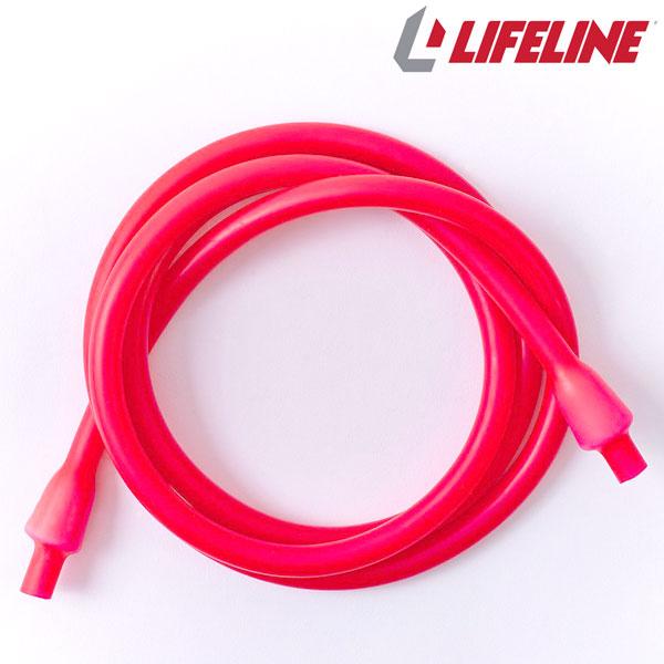 라이프라인피트니스 저항 케이블 152cm R3 분홍-PNK