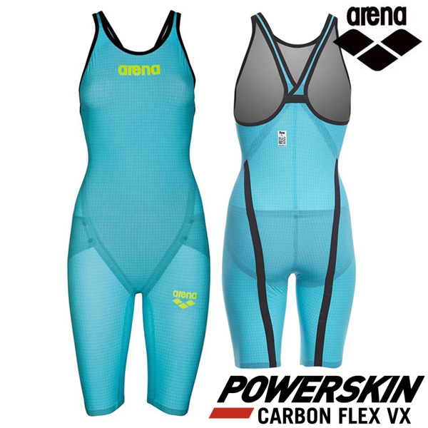 Arena Powerskin Carbon Flex VX 카본 플럭스 VX (크로즈백)-MNT 경기용-스윔잭증정
