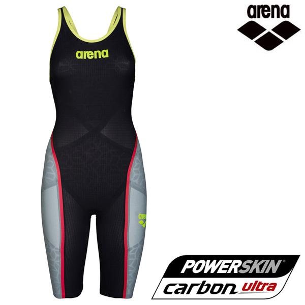 Arena Powerskin Carbon Ultra Open Back 카본 울트라 (오픈백)-BKM 경기용-스윔잭증정