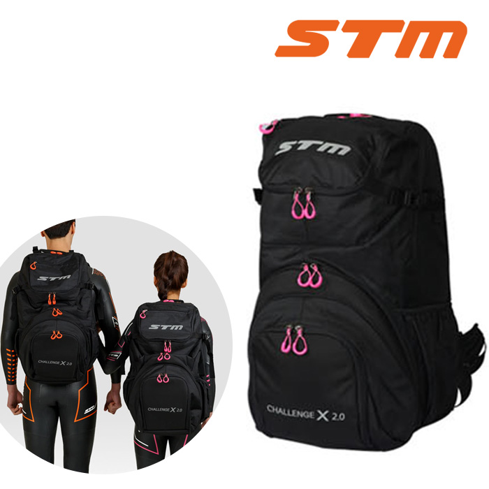CHALLENGE BAG X 2.0-PINK STM 트라이애슬론 가방