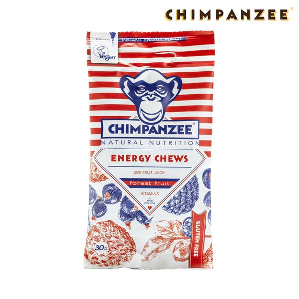 침팬지 에너지츄 Forest Fruit Energy Chews (30g x 20팩)