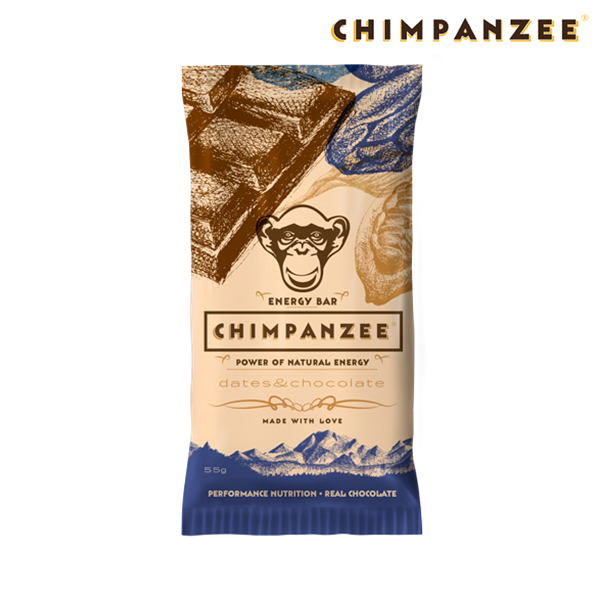 침팬지 에너지바 Dates & Chocolate (55g x 20팩)