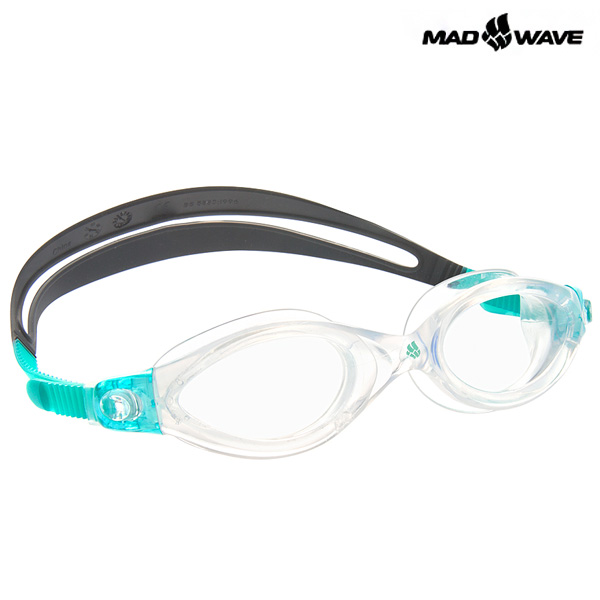 CLEAR VISION CP LENS(AZURE) MAD WAVE 일반용 패킹 노미러 수경