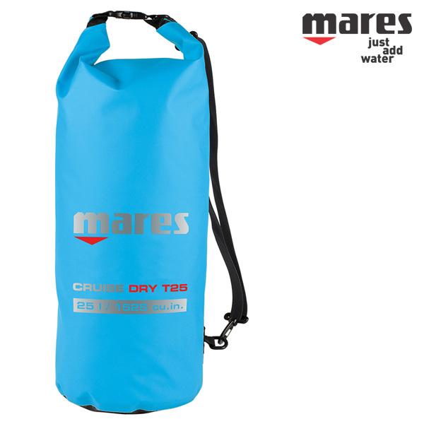 CRUISE DRY BAGS-BLU-25L 마레스 MARES 드라이백 가방