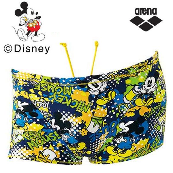DIS-7356J(NVY) 아레나 디즈니 탄탄이 수영복 주니어