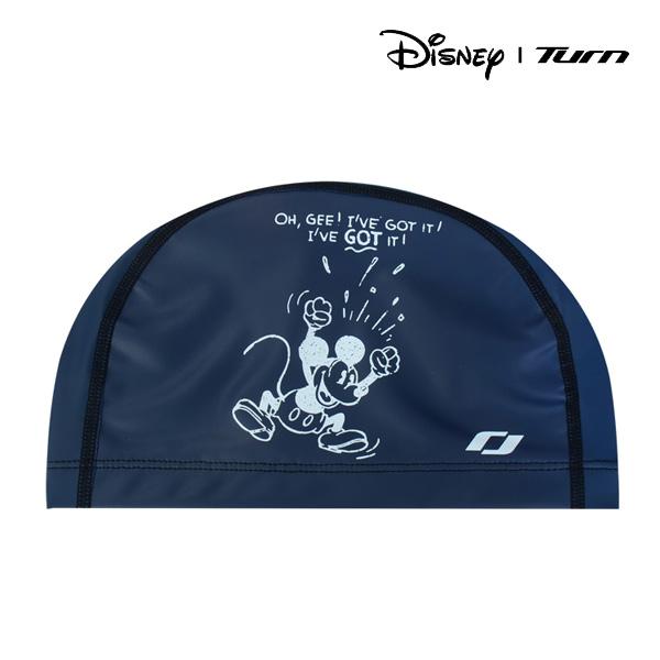 디즈니-턴 DKAAS01 (NVY) PU코팅 수모