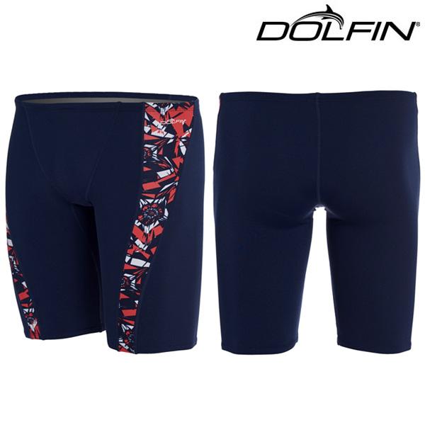 DOLFIN-141JM 074 돌핀 DOLFIN 탄탄이 5부 수영복