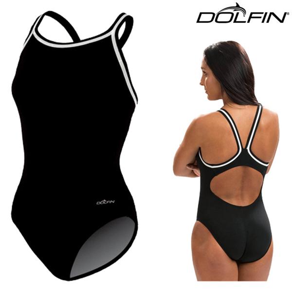 DOLFIN-9582C 790 돌핀 DOLFIN 탄탄이 원피스 수영복