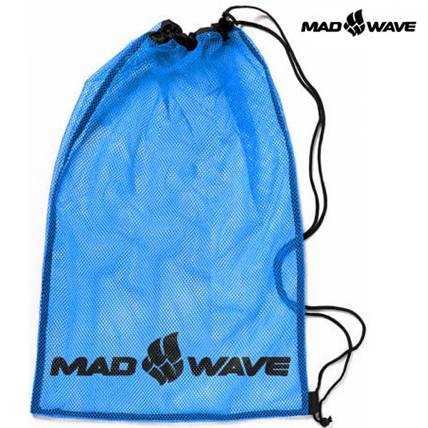 DRY MESH BAG(BLUE) MAD WAVE 메쉬 가방