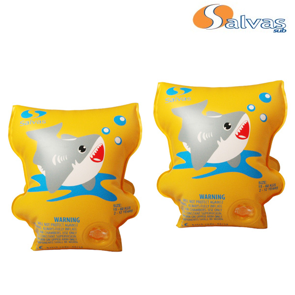 살바스 상어 암 튜브(2-13세용)