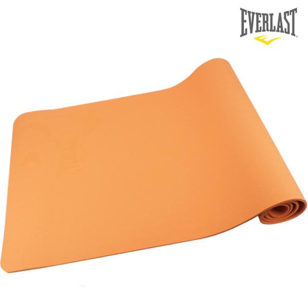 에버라스트 6mm TPE 요가매트 -오렌지