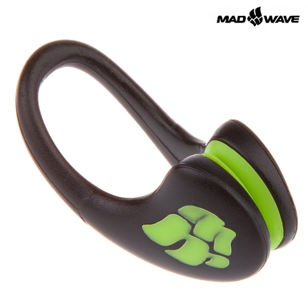 ERGO NOSE CLIP(BLACK) MAD WAVE 훈련용품 코마개