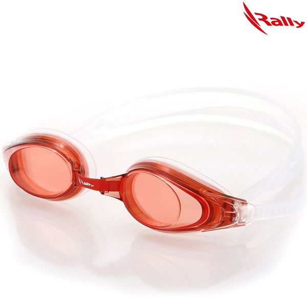 ERUE009-RED 랠리 RALLY 패킹 수경 수영용품