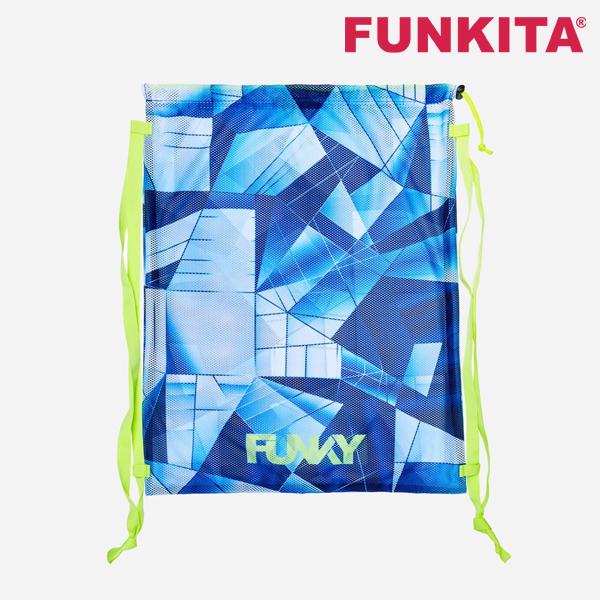 FYG010N70941-Fast Glass 펑키타 펑키트렁크 메쉬 장비 가방 수영용품