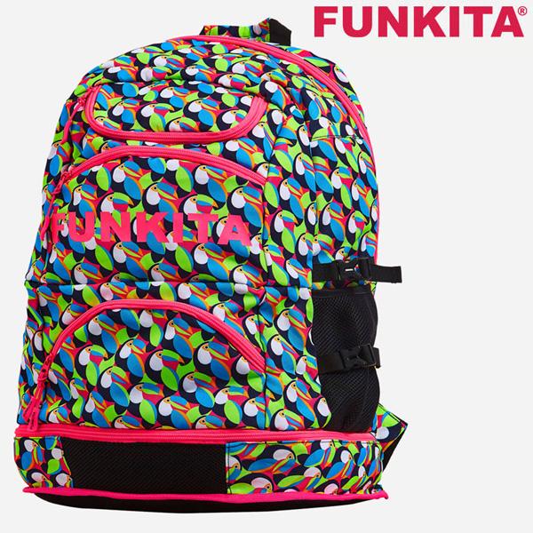 FKG003N02442-TOUCAN DO IT 펑키타 FUNKITA 백팩 가방 수영용품