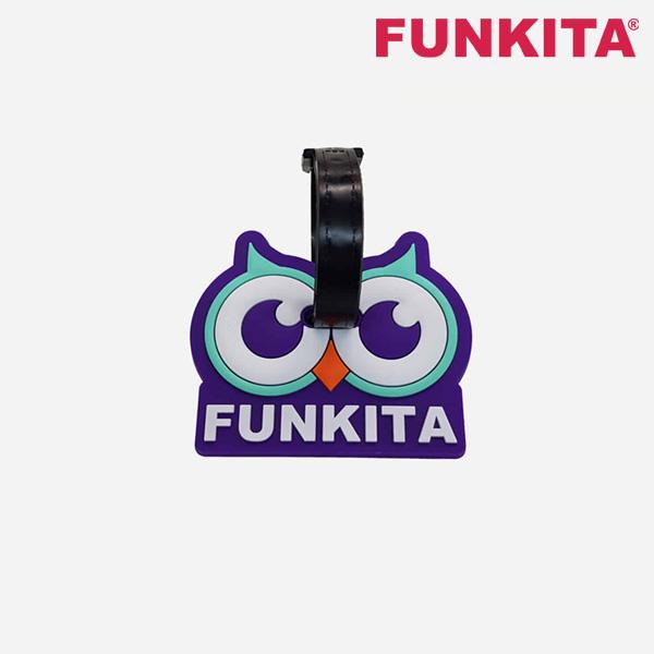 FKP023N02548-Character Tag-Twit Twoo 펑키타 FUNKITA 캐릭터 고리 수영용품