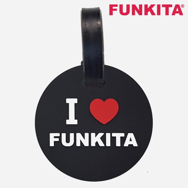 FKP023N02607-Character Tag-I Love Funkita 펑키타 액세서리 캐릭터태그