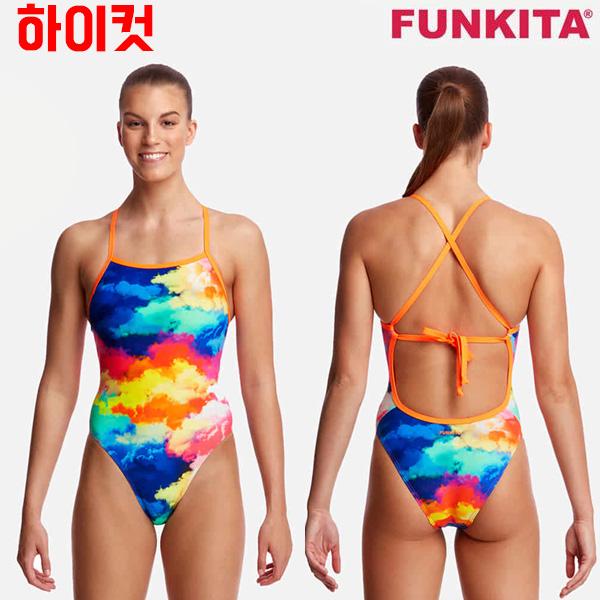 FKS001G02177-Cumulus 펑키타 탄탄이 원피스 수영복