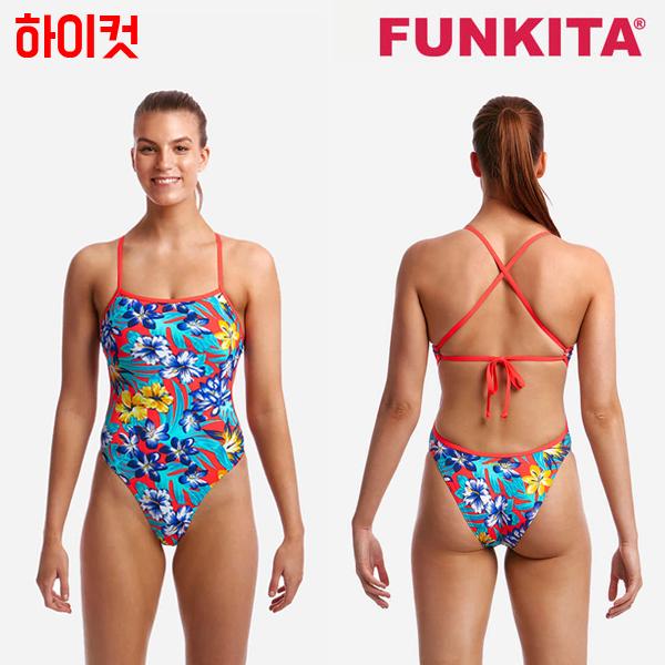 FKS004L02303-Aloha from Hawaii 펑키타 탄탄이 원피스 수영복