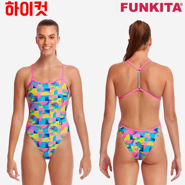 FKS010L02513-Sunkissed 펑키타 FUNKITA 탄탄이 원피스 수영복