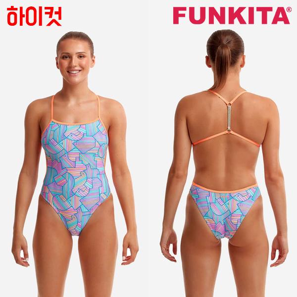 FKS010G70917-Sweet Spot 펑키타 FUNKITA 원피스 탄탄이 수영복