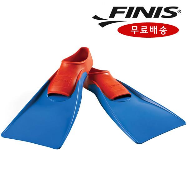 FINIS 피니스 통고무 오리발 파랑