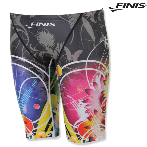 FMJ-2109-BLK 피니스 FINIS 주니어 5부 수영복