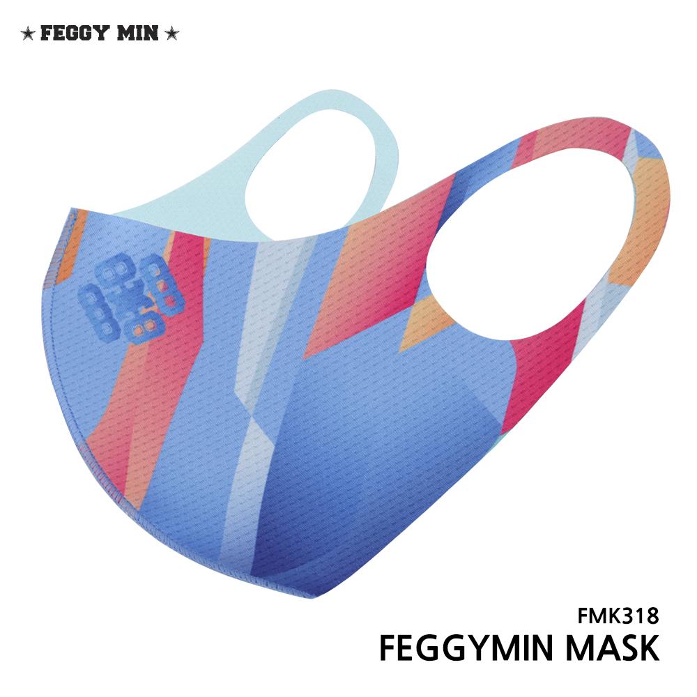 페기민 3D입체 향균 마스크 여름마스크 FMK318