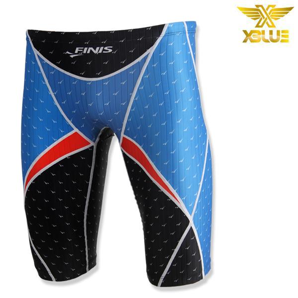 FMQ-2102-BLU 피니스 FINIS 남성 5부 수영복