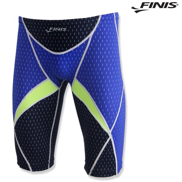 FMQ-2103-NVGN 피니스 FINIS 남성 5부 수영복