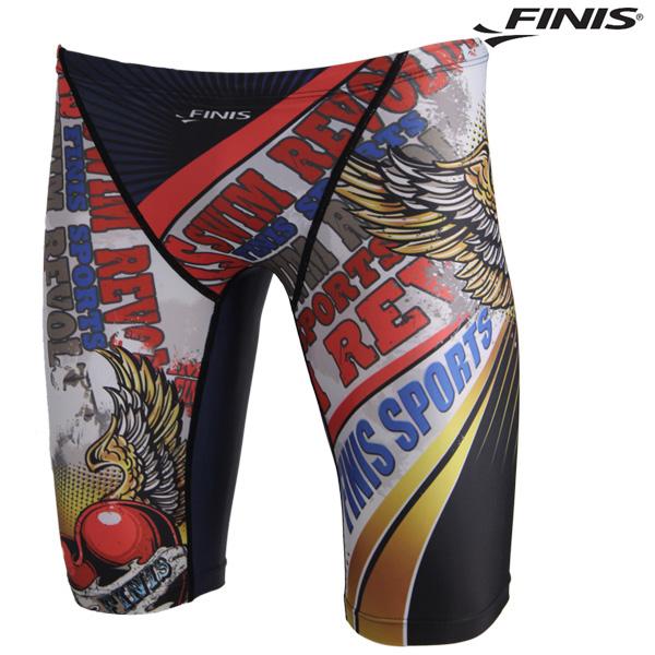 FMQ-2122-BLU 피니스 FINIS 남성 5부 수영복