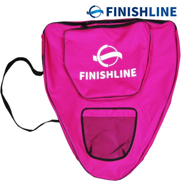 피니쉬라인 모노핀 가방-핑크