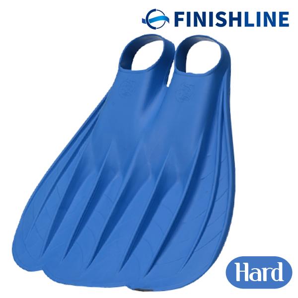피니쉬라인 파워핀 모노 하드 BLUE 오리발