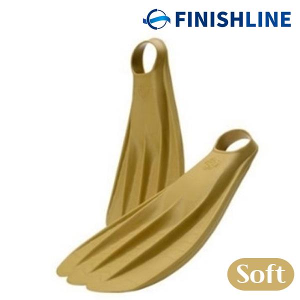 피니쉬라인 파워핀 오리발 소프트 GOLD