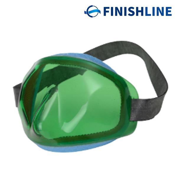 피니쉬라인 핀수영 마스크-GREEN