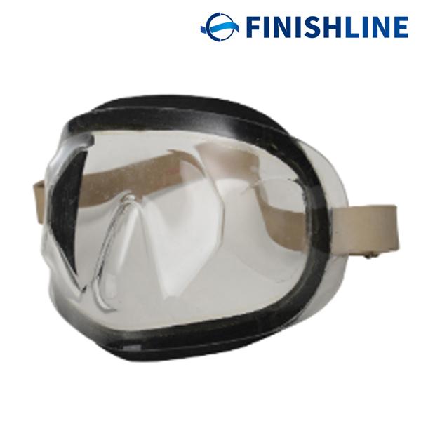 피니쉬라인 핀수영 마스크-WHITE