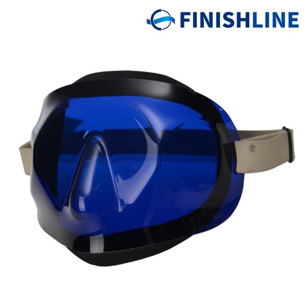 피니쉬라인 핀수영 마스크-BLUE