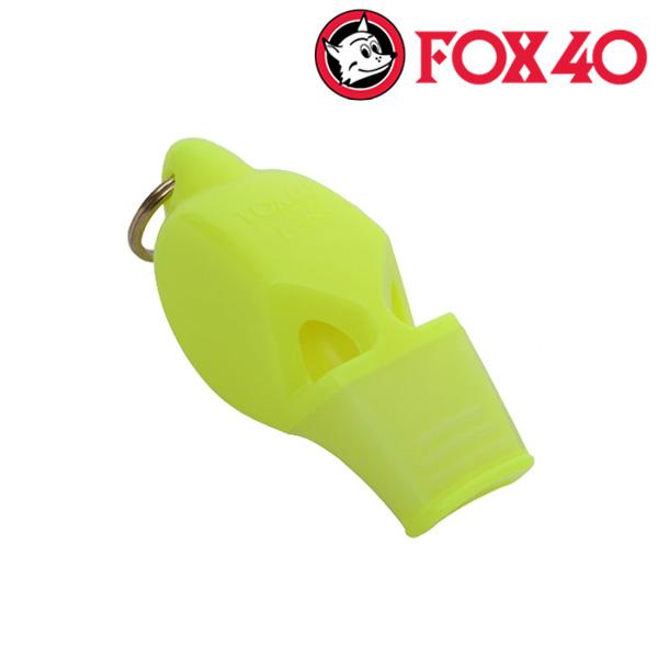 FOX40(금우) ECLIPSE CMG 줄포함-네온옐로우