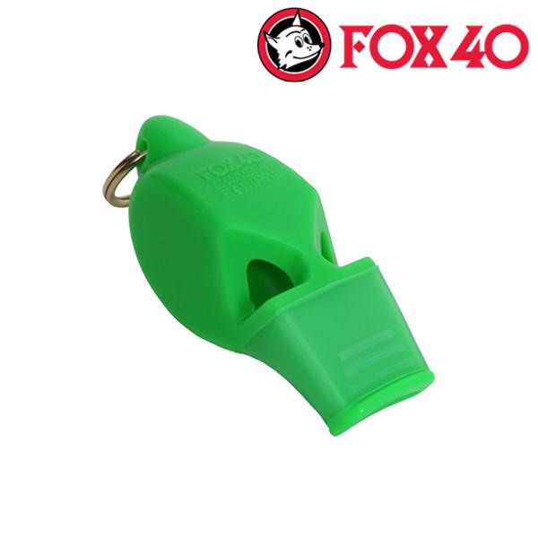 FOX40(금우) ECLIPSE CMG 줄포함-네온그린