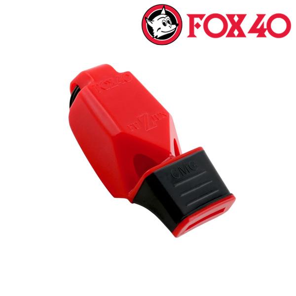 FOX40(금우) FUZIUN CMG 줄포함-레드