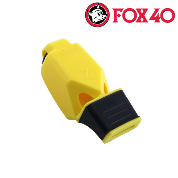 FOX40(금우) FUZIUN CMG 줄포함-옐로우