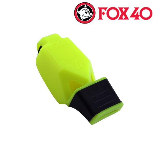FOX40(금우) FUZIUN CMG 줄포함-네온옐로우