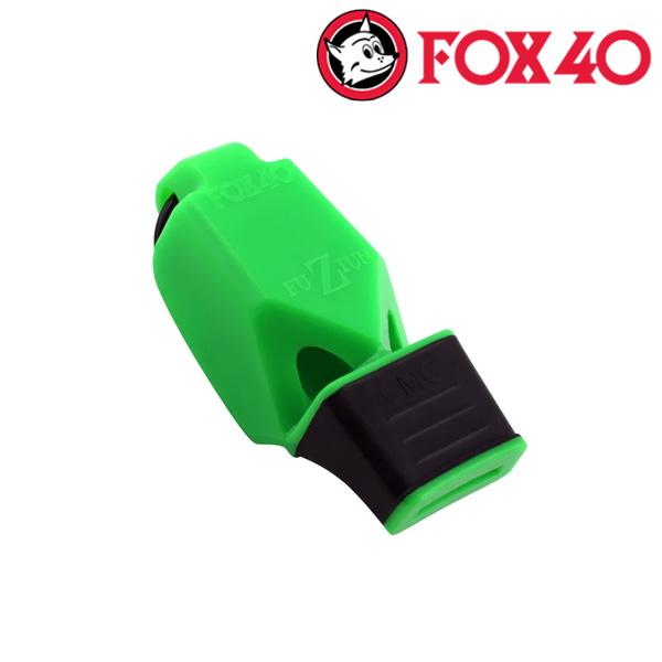 FOX40(금우) FUZIUN CMG 줄포함-네온그린