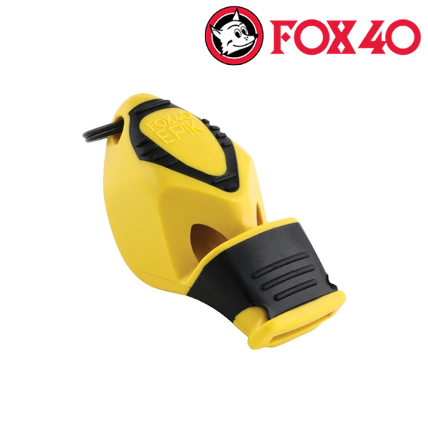 FOX40(금우) EPIK CMG 줄포함-옐로우