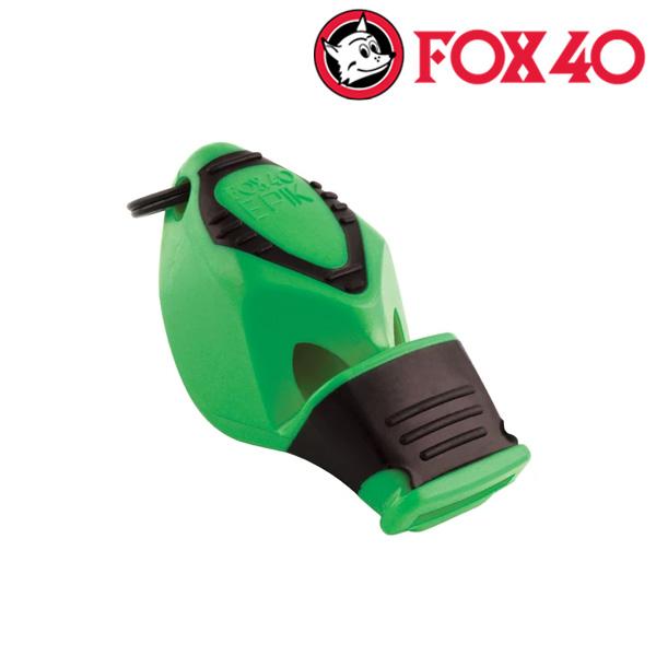 FOX40(금우) EPIK CMG 줄포함-네온그린