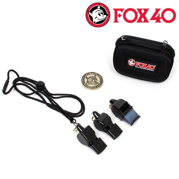 FOX40(금우) 호각 3종세트