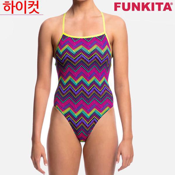 FS38G01881-Knitty Gritty 펑키타 탄탄이 원피스 수영복